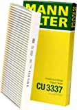 Mann-Filter CU 3337 Cabin Filter for select  Saab models
