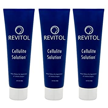 Amazon Com Revitol Cellulite Solution With Caffeine And Vitamin