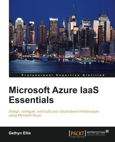 Microsoft Azure IAAS Essentials Front Cover