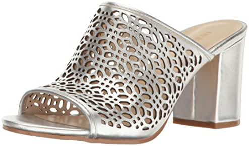 Nine West Women's Glitera Metallic Dress Sandal