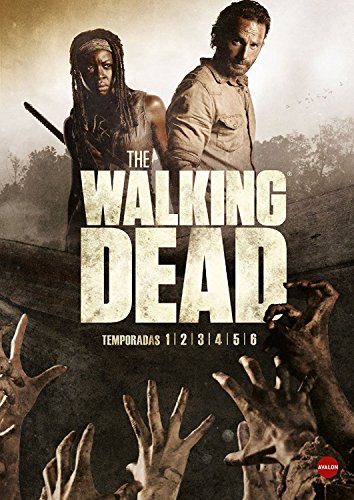 The Walking Dead. Temporadas 1 | 2 | 3 | 4 | 5 | 6 Complete Season [ Non-usa Format: Pal -Import- Spain ]