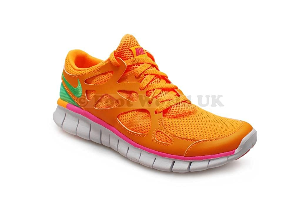 943f65d38a3 Amazon.com  nike womens free run 2 EXT running trainers 536746 801 sneakers  shoes barefoot ride  Clothing