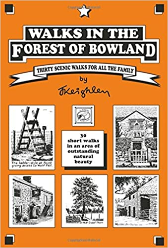 Forest of Bowland Guidebook