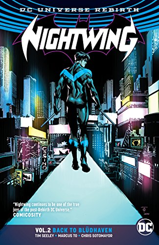 Nightwing (2016-) Vol. 2: Back to -