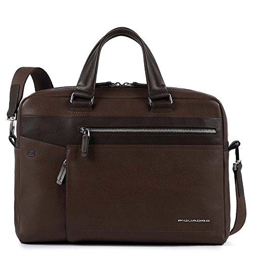 Piquadro Ca4131w82 Notebook-Tasche Marrone (Testa Di Moro)
