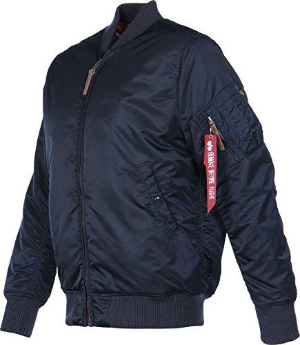 59 Invernale 1 Blu Long Giacca Ma Uomo Industries Vf Alpha qXtwR0R