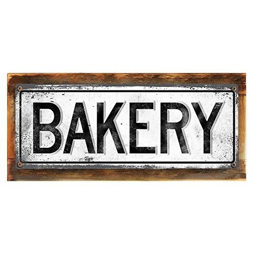 metal bakery sign - 8