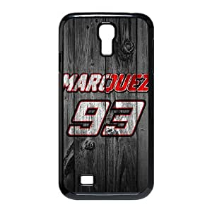 Marc Marquez 93 For Samsung Galaxy S4 9500 Black Custom Cell Phone Case Cover 99II928863