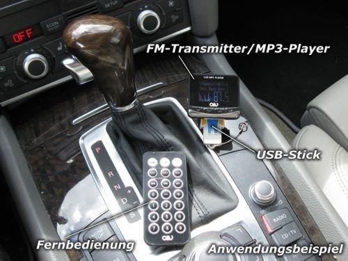 transmisor de FM A-I-V FMT 893 RDS