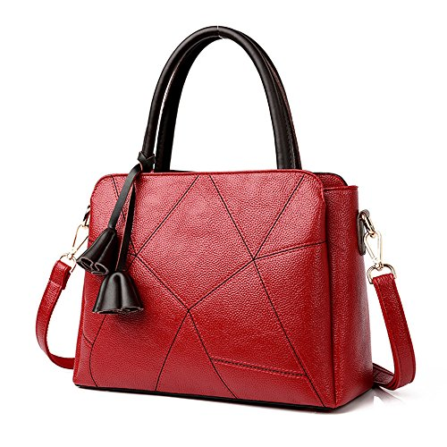 Large Bag gules Handbag Bevel A With SJMMBB Across Lady The w18z80gq