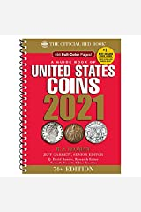 A Guide Book of United States Coins 2021 Paperback