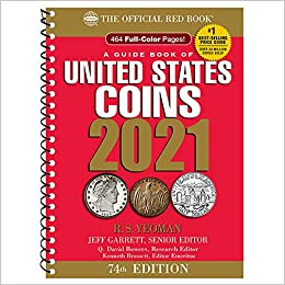 2 Whitman 2017 RED /& BLUE Hard Cover United States Coins Guide Books 70 /& 74 ed.
