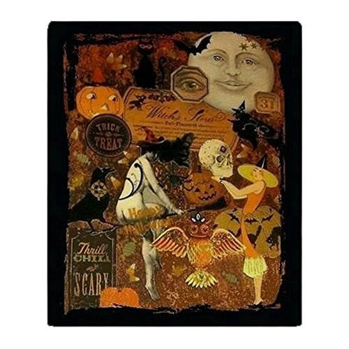 CafePress Witch's Stew Soft Fleece Throw Blanket, 50