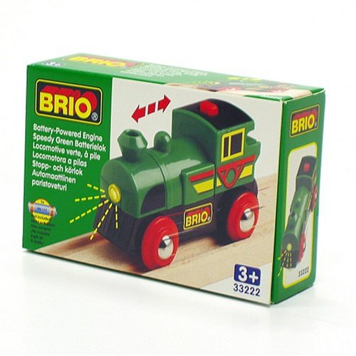 BRIO Autostop and Start Battery Engine