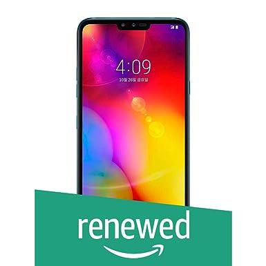 (Renewed) LG V40 ThinQ (Grey, 6GB RAM, 128GB Storage) Smartphones at amazon