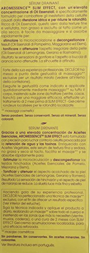 Amazon.com : Decleor Aromessence Slim Effect Draining Contouring Serum for Unisex, 3.3 Ounce : Facial Treatment Products : Beauty