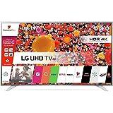 LG 49UH650V 49 Inch SMART 4K Ultra HD HDR LED TV Freeview HD Freesat HD WiFi (Certified Refurbished)