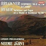 Bruckner: Symphony 8; Reger: Variations & Fugue, Op.86 (Chandos)
