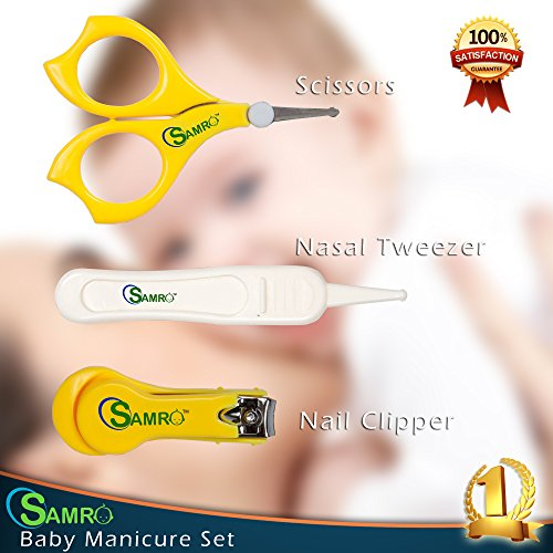 Top Rated Baby Nail Clippers Set...