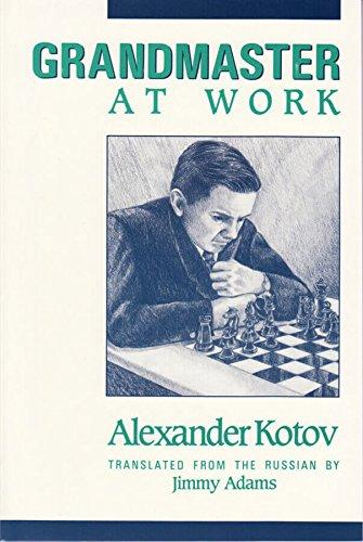 Grandmaster At Work