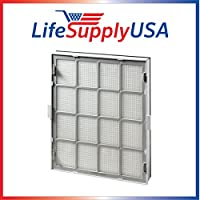 True HEPA Replacement Filter Fits Winix Ultimate 119110 Size 21 and WAC9500 by LifeSupplyUSA