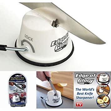 Amazon.com: Afilador de cuchillos cuchillos Piedra de afilar ...
