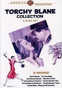 Torchy Blane Collection Edizione: Stati Uniti USA DVD