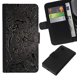 All Phone Most Case / Oferta Especial Cáscara Funda de cuero Monedero Cubierta de proteccion Caso / Wallet Case for LG Nexus 5 D820 D821 // Pattern Nature Ice Environment