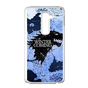 LG G2 Cell Phone Case White Game of Thrones VIU952458