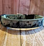 Bigfoot Collar Dog Cat Collar