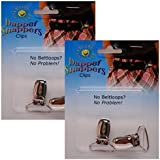 Dapper Snappers Add-On Clips - 4 Count by Dapper Snappers