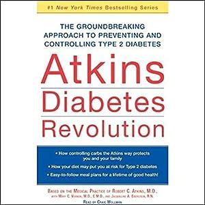 Atkins Diabetes Revolution Audiobook