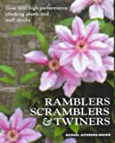 Ramblers, Scramblers and Twiners, Michael Jefferson-Brown, 0715309420