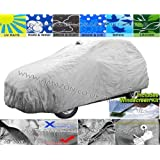BMW X5 AGT 100% Waterproof Breathable Patented 4 Layer Material Full Car Cover Includes Windscreen Cleaning Kit