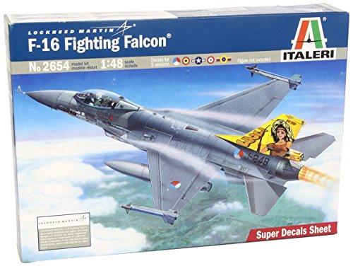 (Italeri F-16 Fighting Falcon Combat Aircraft 1/48)