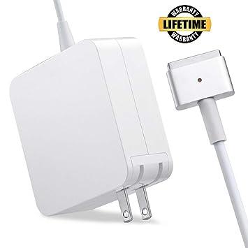 Amazon.com: Dodaug - Cargador de aire para Macbook Air de 45 ...