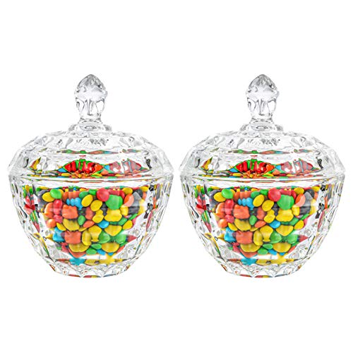 ComSaf Glass Candy Dish