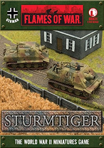German: Sturmtiger