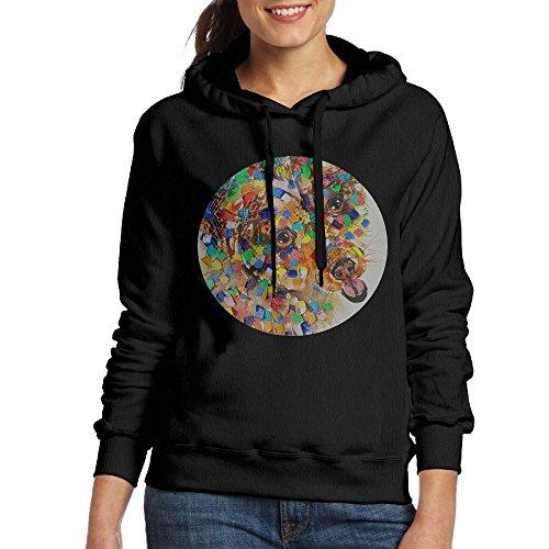 Hooded Animal Logo Sweatshirt - 4