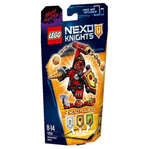 Lego Ultimate Beast Master, Multi Color