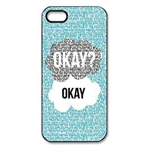 The Fault In Our Stars iPhone 5 Case Cover - Snap-on Hard-JD Design