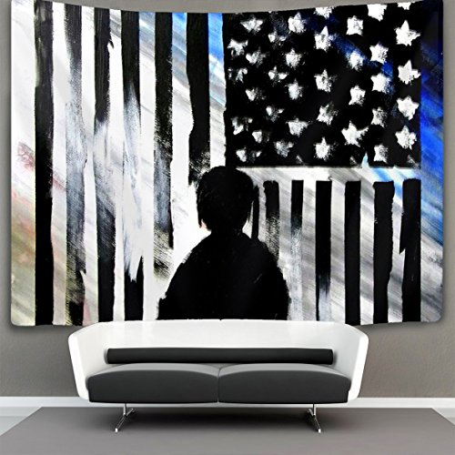 SWEET TANG Army Camouflage 3D Print Wall Tapestry Hippie Art
