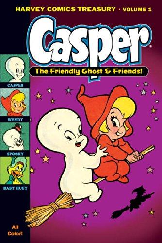 The Harvey Comics Treasury Volume 1 pdf