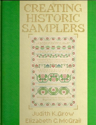Border Sampler (Creating Historic Samplers)