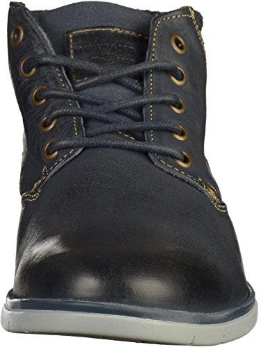 Mustang 4879-503 Herren Sneakers Blau(Navy)