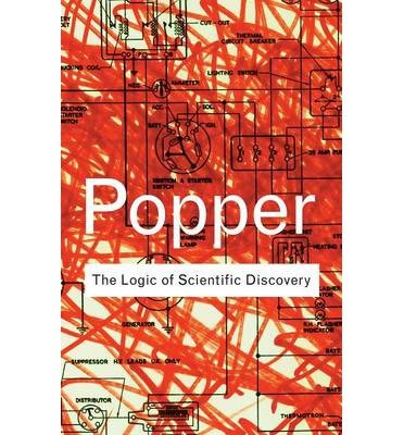 (TheLogic of Scientific Discovery by Popper, Sir Karl R. ( Author ) ON Feb-21-2002, Paperback)