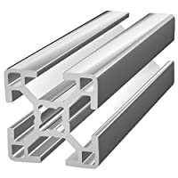 80/20 Inc., 30-3030, 30 Series, 30mm x 30mm T-Slotted Extrusion x 610mm from 80/20 Inc.