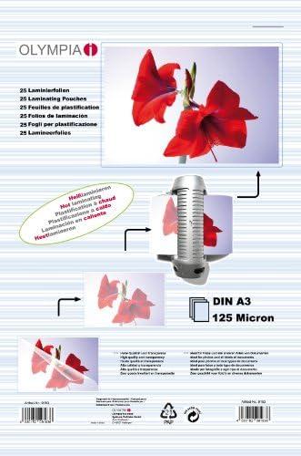 Pouche per plastificatrice formato DIN A6 Texet