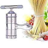 Noodle Maker, Stainless Steel Noodle Press Machine Vegetable Fruit Juicer Kitchen, Pasta Press Machine