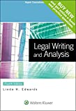 img - for Legal Writing and Analysis [Connected Casebook] (Aspen Coursebook) book / textbook / text book